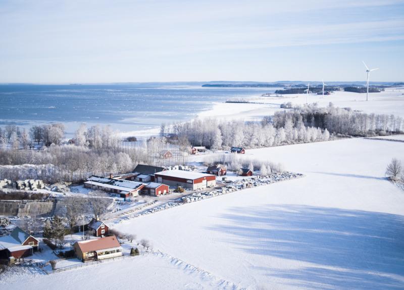 Svensk natursten för en hållbar framtid