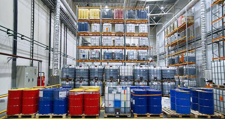 Företag behöver hjälp med koll på kemikalier