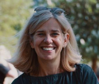 Johanna Ragnartz, vd Håll Sverige Rent.
