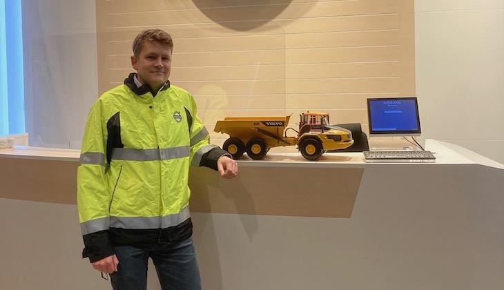 Volvo energieffektiviserar med ständiga förbättringar