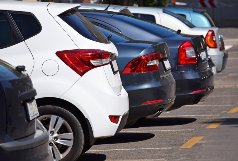 Bilkörningen minskar kraftigt under pandemin