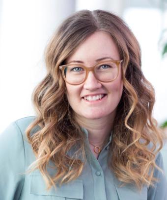 Maja Johansson, miljö- och klimatstrateg Parkering Malmö.