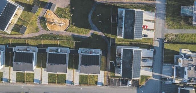 Så integrerar Soltech Energy solen i vardagen