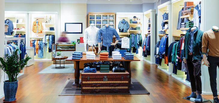 Svenskarna konsumerade mindre textil förra året