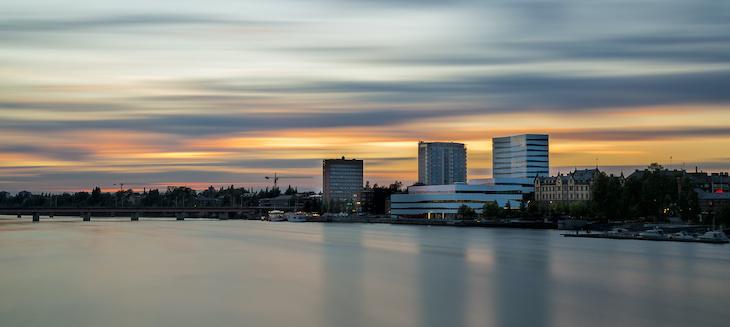 Umeå får dubbla klimatbudgetar