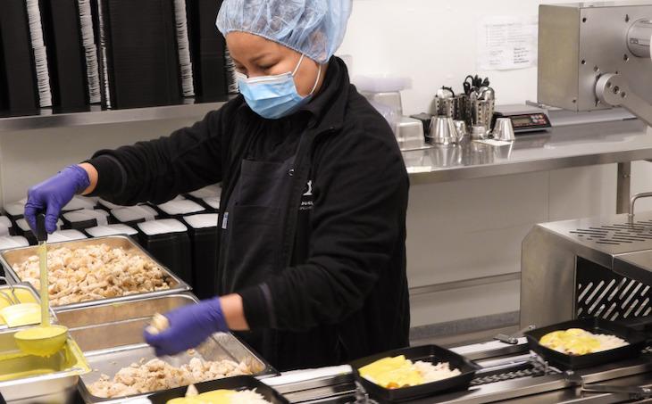 Så har SÖS minskat matsvinnet med 70 procent