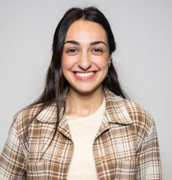 Vania Khairallah, hållbarhetsexpert Sweco.