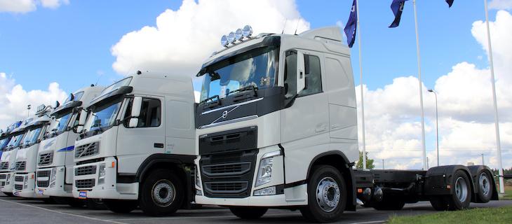 Volvos klimatmål godkända av SBTi