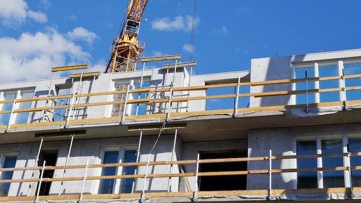 Stort behov av nya styrmedel för byggsektorns klimatarbete