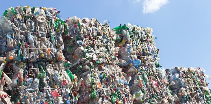 Miljonstöd till kemisk plaståtervinning