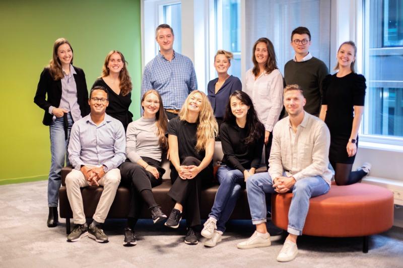 Position Green tar sikte utomlands – rekryterar 14 personer