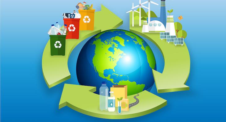 Standarder för cirkularitet med fokus på resursvärdet