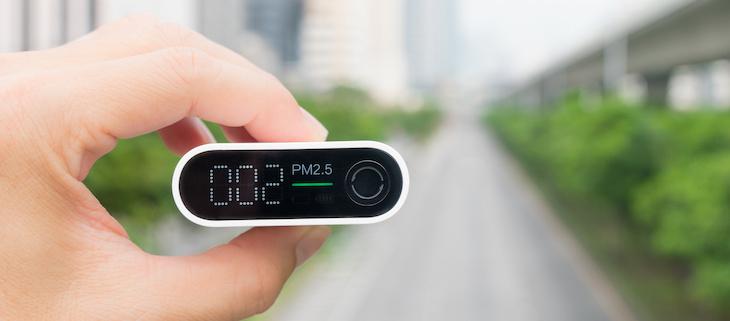 IoT-system för miljöövervakning standardiseras