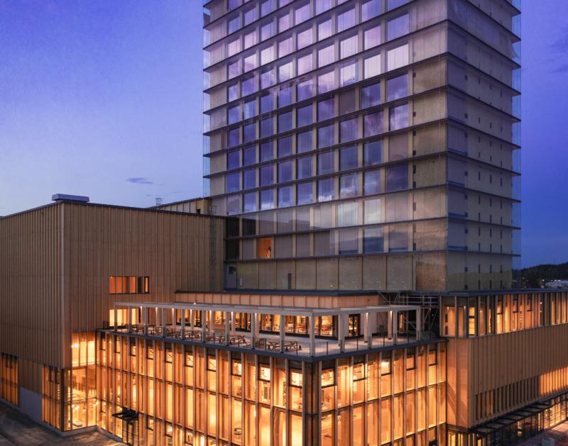 AI styr världsunikt energisystem i Skellefteås nya kulturhus
