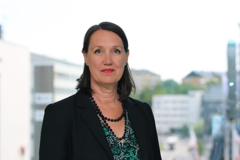 Helena Nylén är ny vd på FTI