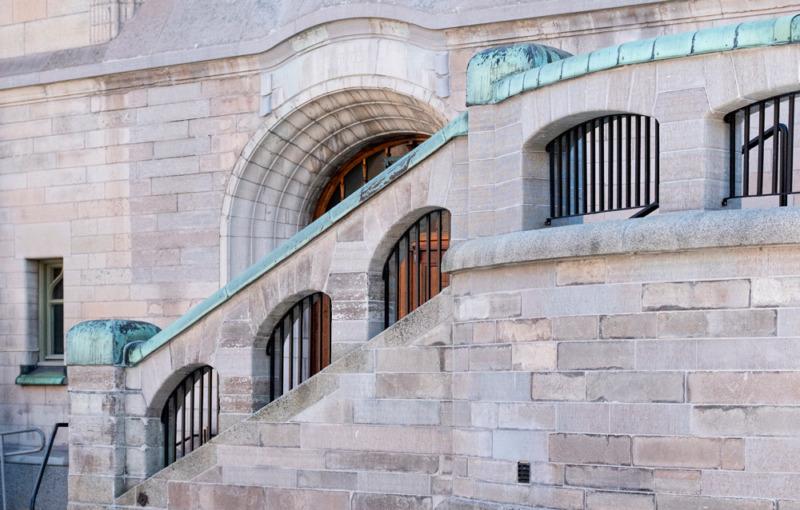 Vi restaurerar Sveriges vackra byggnader