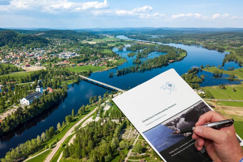 Järvsö kan bli den första hållbarhetscertifierade destinationen i Skandinavien