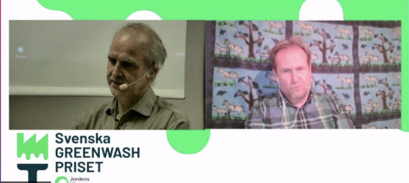 AP-fonderna får Greenwash-priset 2021