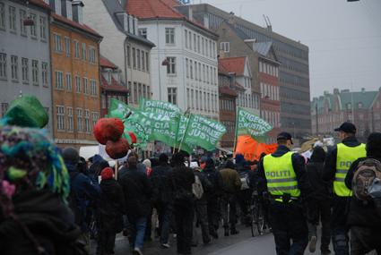 Luften ur efter Köpenhamn