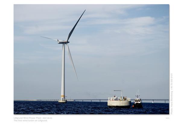 Inget extra stöd till havsbaserad vindkraft