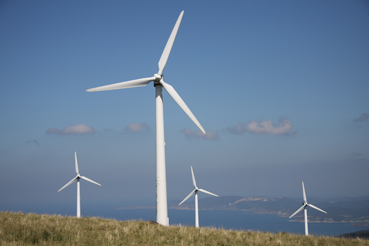 Nedåt för vindkraft i Sverige