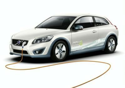 Göteborg får Volvos första elbil